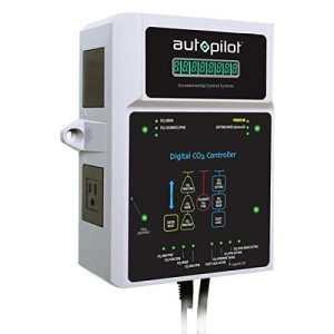 Autopilot Digital CO2contrôleur logique Floue