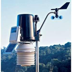 Davis unité de capteur ISS 6328 Activ plus actif pendant 24 heures Ventilé capteur UV capteur solaire