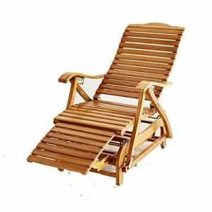 KTYXGKL Fauteuil À La Maison Nap Lounge Chair Chaise Pliante