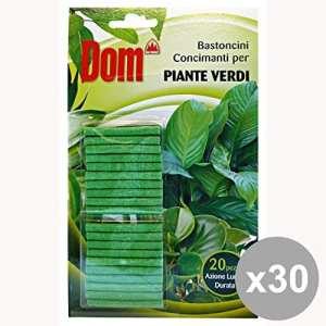 Lot de 30bâtons DOM Concimanti plantes vertes de jardinage