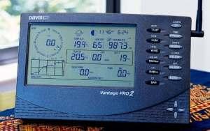 Station météo filaire Vantage Pro2 Plus Davis Instruments DAV-6162CEU
