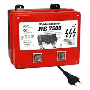 Eider 0232-000 Électrificateur de clôture Rouge