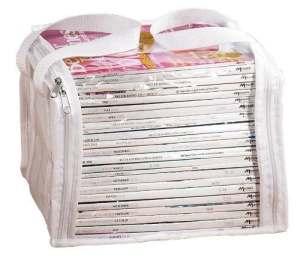 Magazine protecteurs Lot de 3par Miles Kimball