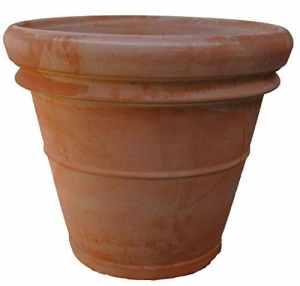 Pot de fleurs jardinière en facile de ciment carré Light Cement Cube 28Antique Grey par blumenkübelxxl