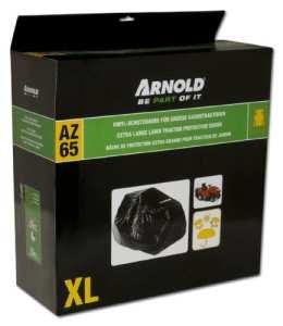 ARNOLD 2024-U1-0004 Housse Protection, Noir