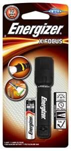 Energizer – 634499 – Torche X Focus LED 1 x A23