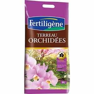 FERTILIGENE Terreau Orchidées