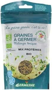 Germ'Line Graines Mix Protéines à Germer 200 g Bio – Lot de 3
