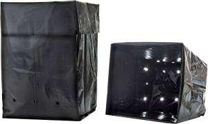 Hydrofarm HGB7GAL Sac de Culture 16 Emballages de 25 Unités 26,52 L