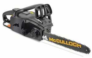 MCCULLOCH GM967686762 Motosierra Li 58CS, Estándar