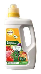 Solabiol SOPOLYLEG500 Insectes Polyvalent | Insecticide Concentré, Jusqu'à 12,5L de Solution, 500mL