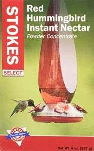 Stokes Select Rouge Colibri Nectar Poudre Instantanée, 226,8Gram