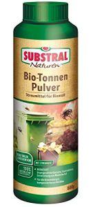 Substral Poudre de poubelles Bio Vert 600 g