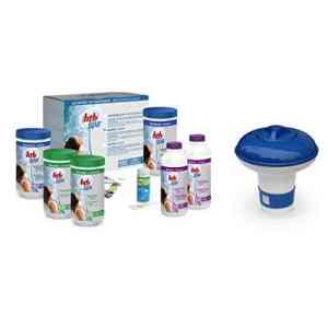 Alice's Garden Kit Entretien de Spa : Coffret de Traitement au Brome HTH et diffuseur
