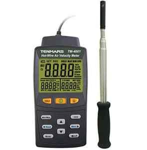 Anémomètre à fil chaud testeur de vitesse du vent TM4001