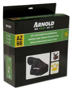 Arnold 2024-U1-0005 Housse de protection universelle pour souffleuse à neige