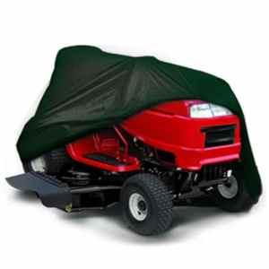 Carscover tondeuse à gazon Jardin tracteur Coque Compatible avec platines jusqu'à 137,2cm–Vert Olive