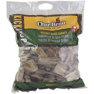 Char-Broil 140 553 – Copeaux de bois de fumage – Hickory