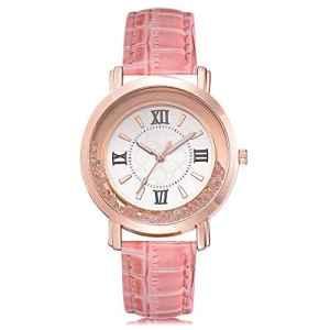 Dyuansm Fillemontres Connectéesla Mode,Montre analogique à quartz en acier créatif avec montre à quartz élastique élastique,Outlet montres,ROSE,Une taille