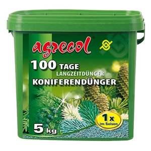 Engrais pour premium 100 jours-engrais pour conifères cyprès genévrier et pour tous les conifères 2,5 kg pour plantes 130