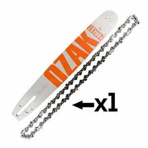 Guide chaîne Pro tronçonneuse 35cm 3/8 1,3mm 52E = Oregon 140spea041