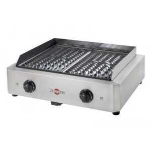 KRAMPOUZ Barbecue Electrique MYTHIC XL 2 x 1700W