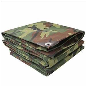 MILAYA Bâche De Camouflage, Tente De Toile De Canopy De Soleil De Protection Solaire D'épaississement De Camouflage Extérieur + (Taille : 8x10m)