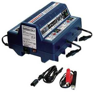 Optimate OMPRO4 – Chargeur de batteries – Gestion professionnelle pour 4 batteries 12V