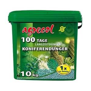 Premium Engrais longue durée pour 100Jours–koniferen Engrais pour tous résineux 10kg pour plantes 260
