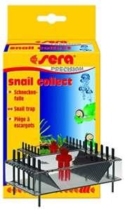 SERA Escargot Collect Piège à escargot pour les Aquariums d'eau douce