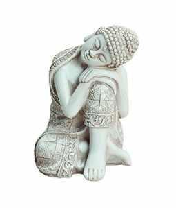 Statuette de Bouddha endormi 6x 6x 9cm