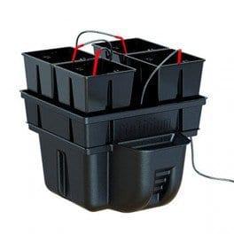 Systeme hydroponique Platinium HydroStar 40 4 pots