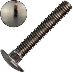 1vis Cadenas acier inoxydable M5x 20/20DIN 603A2