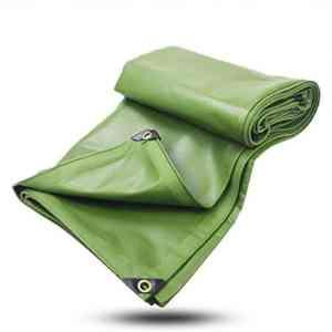 Baches Yang Toile Épaisse Recouverte De Plastique De D'auvent Imperméable De Protection Solaire De Antipluie De Toile Extérieure 600G / M2 – Options Multi-Tailles (Taille : 4x5M)