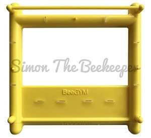 Bee Gym Apiculture sans produits chimiques Varroa accessoire de toilettage
