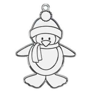 Darice Attrape-Soleil–Pingouin–11,4cm