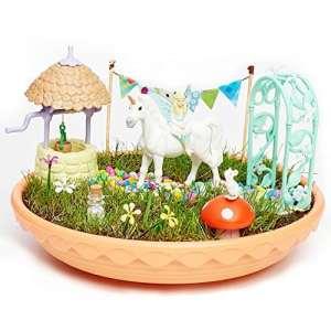 Fairy Garden–Jardin de Les Licornes (Cefa Toys 04616)