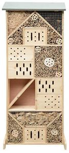 Gardigo – Hôtel à Insectes en Bois XXXL; 120 x 50 x 14,5 cm