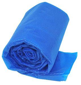 Gre CPERT105 – Couverture Solaire Rectangulaire pour Piscines Enterrées 1000 x 500 cm, Couleur Bleu