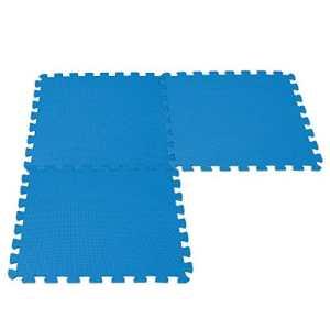 Intex29081 Protecteur de sol pour piscine 8 pièces 50x 50x 1cm