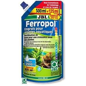 JBL Ferropol Recharge Engrais pour plantes aquatiques 500 + 125 ml