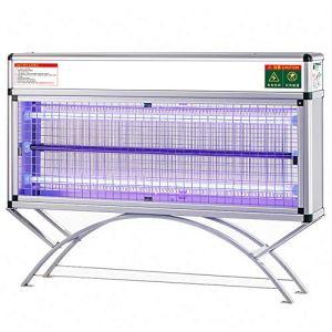 Lampe Anti Moustiques Electrique Efficace Appareil Anti Moustique/Insecte/Zapper Piège Imperméable pour Intérieur et Extérieur Tue-Mouche d' Insectes,133 * 66.5 * 23cm