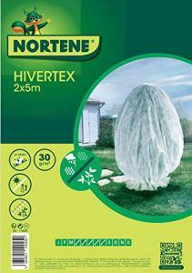 NORTENE Voile d'hivernage Hivertex 2 x 5 m