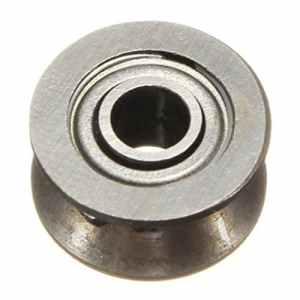 SODIAL Roulement a billes Roulement a billes en acier a souder 1-50V 624VV Roulement 4 x 13 x 6 mm