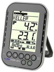 TFA Dostmann-Pool et professionnel avec enregistreur Schwimmsender Temperatursender