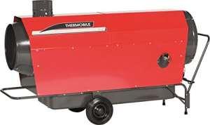 TOPCAR Générateur mobile fioul à échangeur 11038