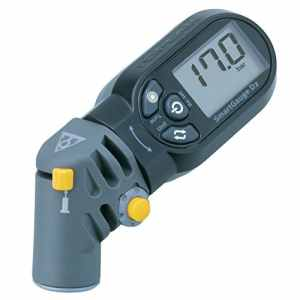 Topeak Smart Gauge D2 Manomètre Digitale Mixte Adulte, Noir
