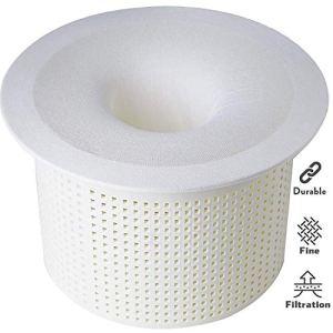 TOPOWN Chaussettes Skimmer Piscine Pre-Filtre jetable pour des filtres, des paniers de Skimmer prefiltre piscine jusqu'à 24 cm