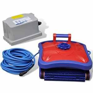 Xinglieu Robot Nettoyeur pour Piscina. Accessoires pour Nettoyage Piscine Nettoyage pour Piscine Produits pour Nettoyage Piscine Set pour Nettoyage Piscine Nettoyage Piscine