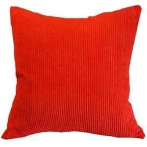 Xinguan Maïs Rouge massif noyau Motif Polyester Couvre-lit Taie d'oreiller Taie d'oreiller siamois Intérieur Coussin carrée 43,2x 43,2cm